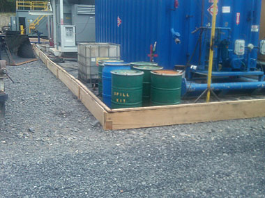On Site Containments